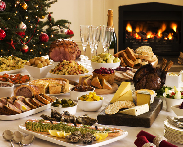 Christmas Day Buffet